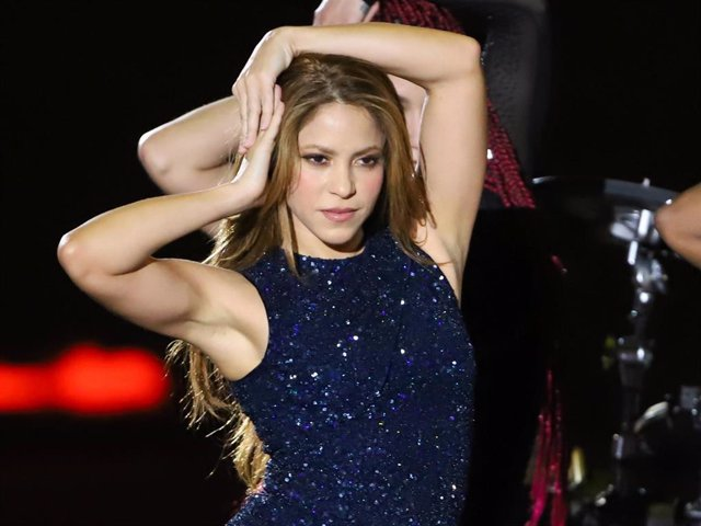 Shakira, en una imagen de archivo, ha dado la bienvenida a un nuevo miembro de la familia