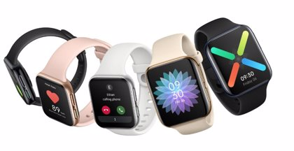 Los nuevos relojes inteligentes Oppo Watch, ya disponibles en versiones de 46 y 41 mm