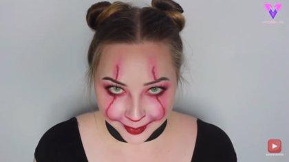 Ideas de maquillaje para Halloween fáciles y rápidas de hacer