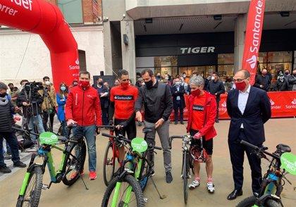El desafío entre Indurain y Fiz en Valladolid consigue la donación de 11.450 euros
