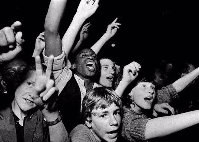 Fotograma del documental inaugural del Festival In-Edit 2020, 'White Riot'. (Horitzontal)
