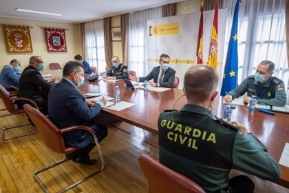 Delegación del Gobierno habilita el dispositivo que evitará entradas y salidas de C-LM