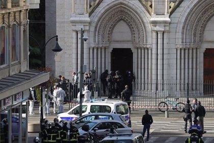 """Los líderes internacionales condenan el ataque de Niza y trasladan su """" solidaridad"""" a Francia"""