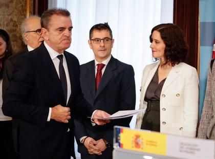 """Franco ruega a Ayuso el cierre perimetral de la región hasta el día 9 """"para no generar más confusión"""" a los ciudadanos"""