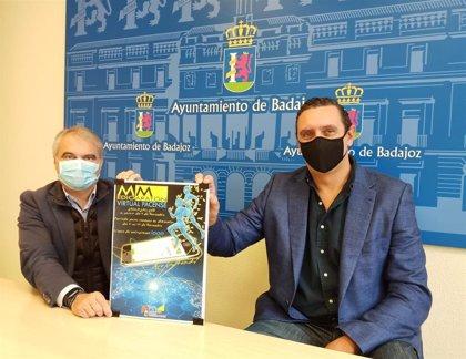 Un millar de corredores podrán participar en la Media Maratón Virtual de Badajoz del 21 al 29 de noviembre