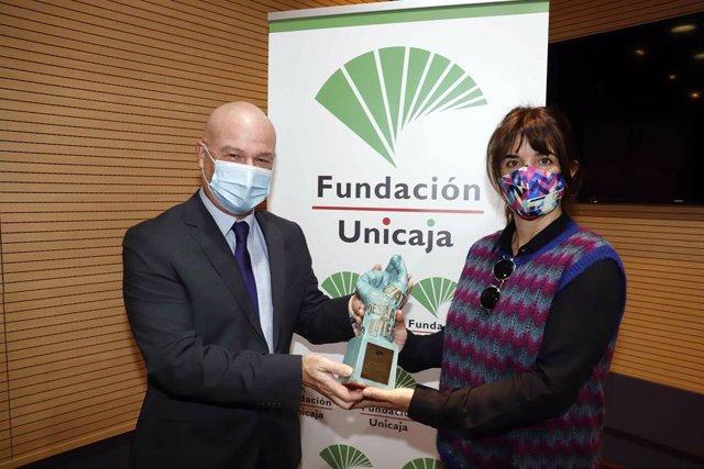 Entrega XXXIV Premio Unicaja de Poesía