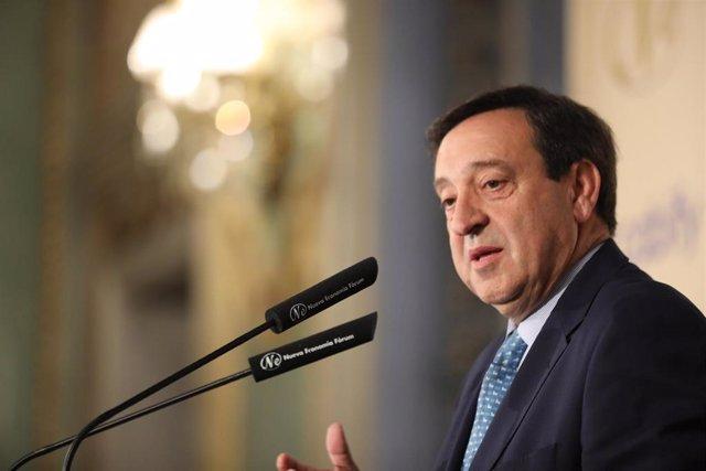El presidente de Asaja, Pedro Barato