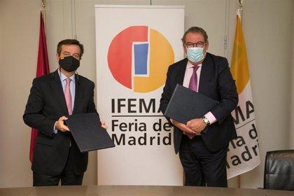 Ifema y el Instituto Tecnológico Hotelero renuevan su colaboración para la próxima edición de Fitur