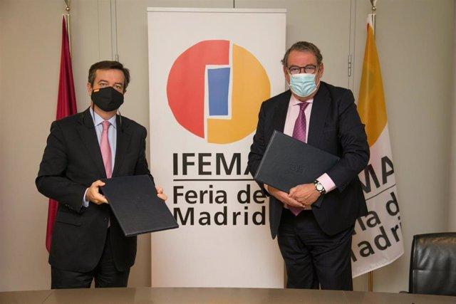 FEMA e ITH renuevan su colaboración para la próxima edición de FITUR