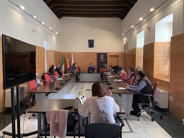 Reunión de la comisión local de personas temporeras