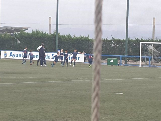 Campo de fútbol de Monte