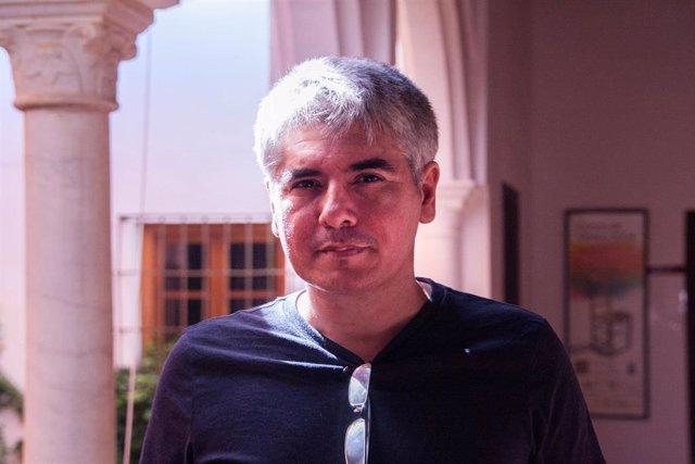 El escritor Juan Bonilla
