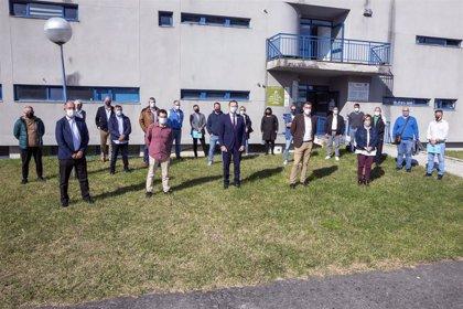 Pesca financia 22 proyectos del ámbito marítimo para dinamizar la zona oriental de Cantabria