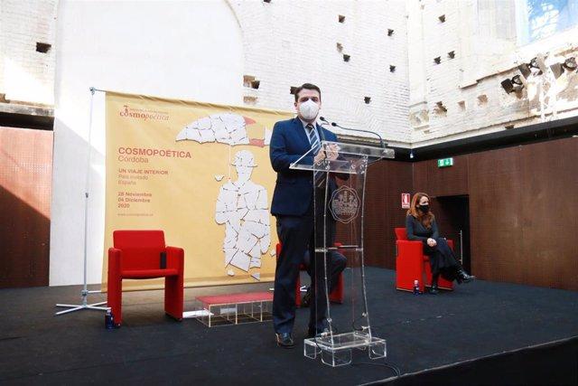 El alcalde de Córdoba, José María Bellido.
