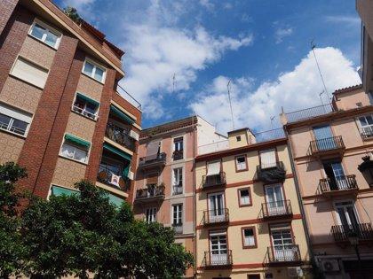 El precio de la vivienda usada baja un 2,68% y se sitúa hasta niveles de 2010, tras cinco años de subidas