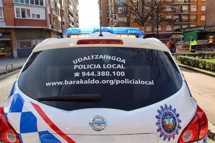 La Policía Local de Barakaldo vigilará que se cumplen las restricciones en bares y no hay 'botellón' en Halloween