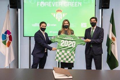 """El Betis aspira con 'Forever Green' a convertirse """"en el club más verde del planeta"""""""