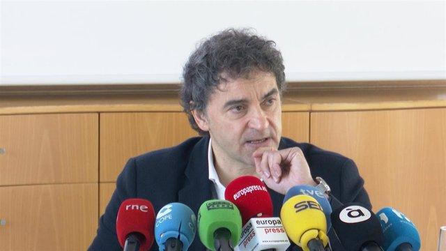 El secretario autonómico de Turisme en la Comunitat Valenciana, Francesc Colomer.