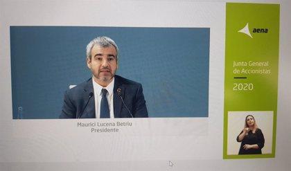 Aena, primera empresa española en incorporar a los estatutos su compromiso contra el cambio climático