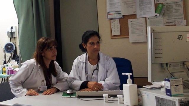 Farmacéuticas de Atención Primaria en consulta