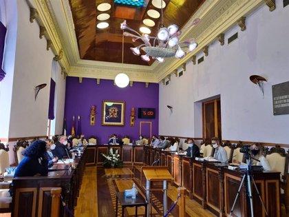 Luz verde del Pleno al acuerdo con Diputación para invertir casi cuatro millones de euros en la ciudad de Jaén