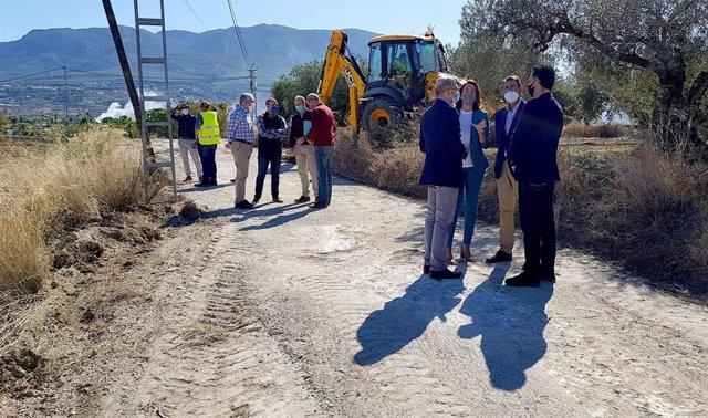 Junta destina más de cuatro millones al arreglo de 61 caminos rurales afectados por la DANA de 2018.