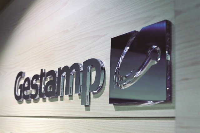 Logotipo de Gestamp.
