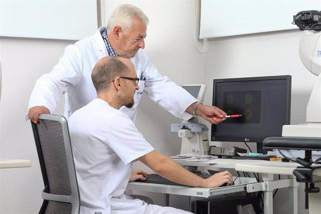 La Unidad de Oftalmología del Hospital Vithas Medimar incorpora una nueva técnica para detectar la catarata