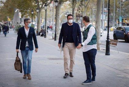 """La Generalitat niega """"ningún contrato"""" de prisiones a David Madí como dice el juez"""