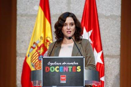 Madrid asegura tener el visto bueno del Gobierno para el cierre perimetral de la comunidad en los puentes