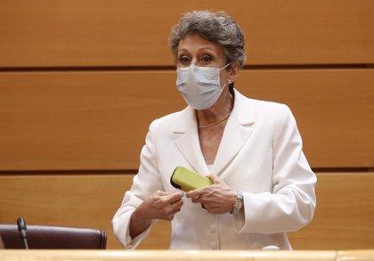 """Rosa María Mateo (RTVE): """"Mi marcha, antes de que me sustituyan, generaría más problemas a la empresa que dirijo"""""""