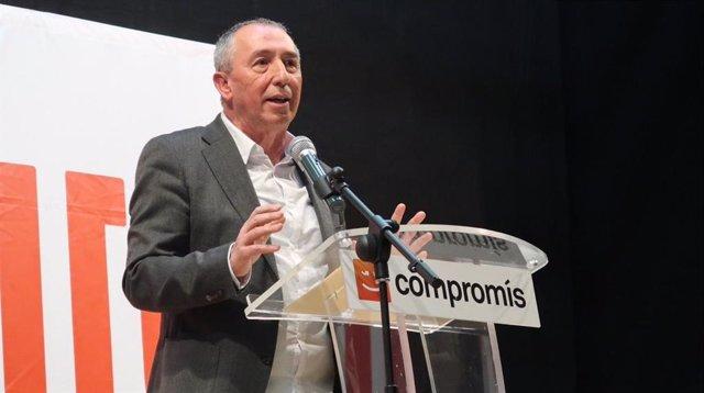 El diputado de Compromís en el Congreso Joan Baldoví