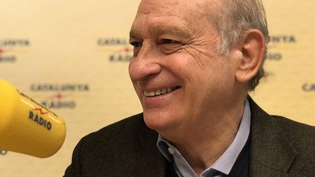 El exministro Jorge Fernández Díaz