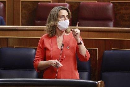 """Teresa Ribera se compromete con la España interior: """"Durante décadas no le hemos prestado la atención que merecía"""""""