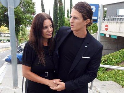 Sonia Monroy y su marido, concursantes de 'La casa fuerte'