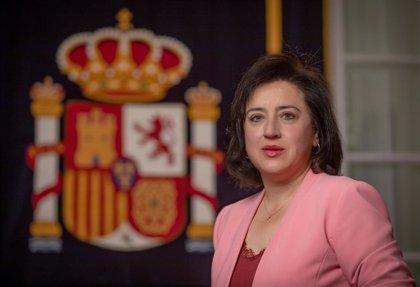 """Sandra García: """"Andalucía recibirá 2.329,4 millones del Estado, el 17,7% de inversión territorial y 660 millones más"""""""