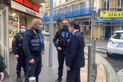 Detenido un hombre sospechoso de haber contactado con el autor del atentado de Niza la víspera del ataque