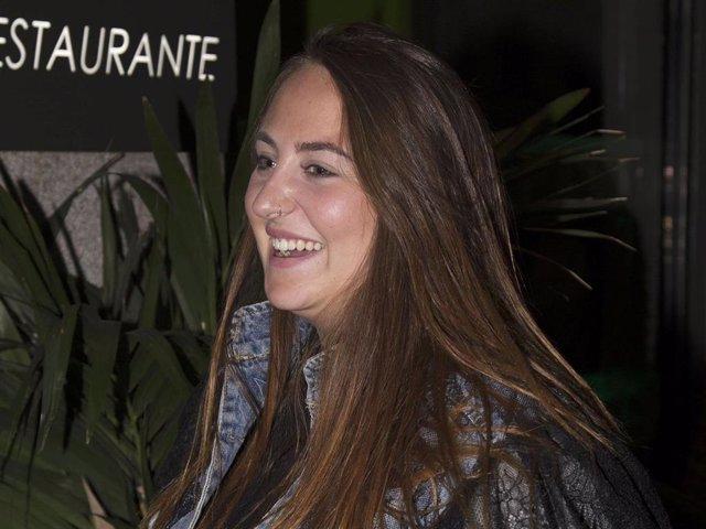 Rocío Flores, en una imagen de archivo