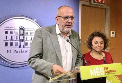 MÉS per Mallorca pide la comparecencia parlamentaria de Aina Calvo para que explique los Presupuestos