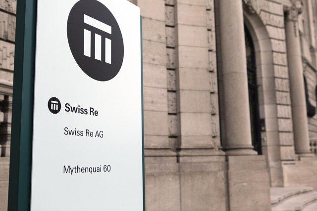 Logo de Swiss Re