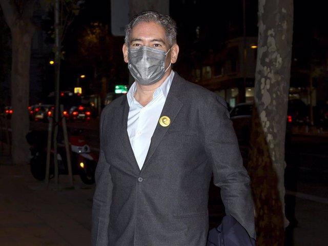 "Boris Izaguirre asistió anoche al estreno de ""La última tourné"""
