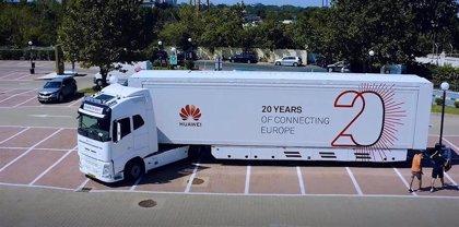 Huawei muestra en Barcelona el potencial y las aplicaciones del 5G en el 'Huawei 5G Roadshow'