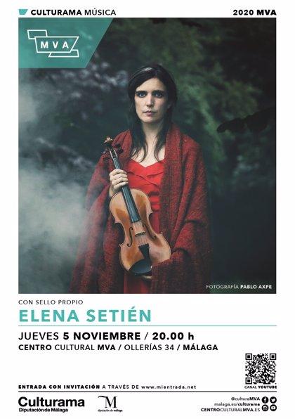 La Diputación de Málaga prepara un mes de noviembre cultural con más de una decena de conciertos de diversos estilos