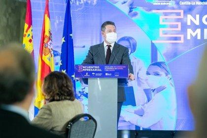 C-LM acelerará la colaboración público-privada contra la crisis y para captar más fondos europeos