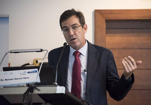 El presidente de la SEHH, Ramón García Sanz