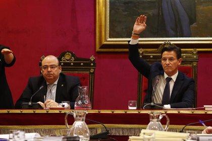Sebastián Pérez renuncia a sus cargos en el bipartito de PP y Cs en Granada pero mantiene el acta de concejal