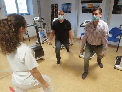 El Hospital de Jaén publica un vídeo de entrenamiento cardíaco para pacientes