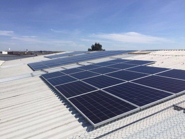 Las instalaciones fotovoltaicas suponen un ahorro de costes