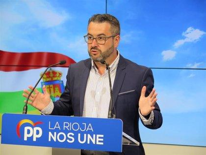 """Merino cree que Andreu """"no puede conformarse"""" con los presupuestos elaborados por el Gobierno central"""