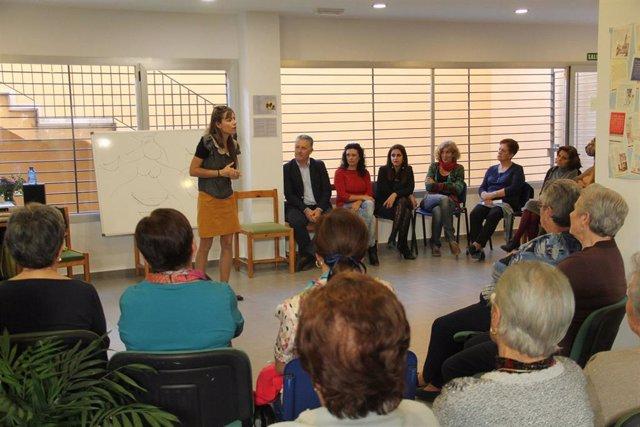 Inicio del proyecto 'Huellas' de la Diputación de Granada